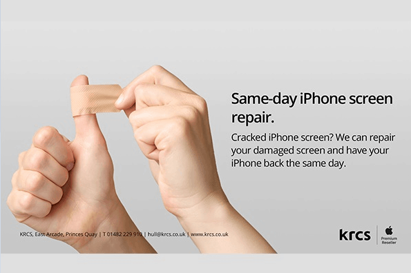 KRCS SAME DAY IPHONE SCREEN REPAIR