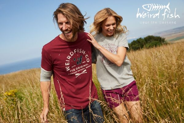 CLOTHING BRAND WEIRD FISH JOINS PQ
