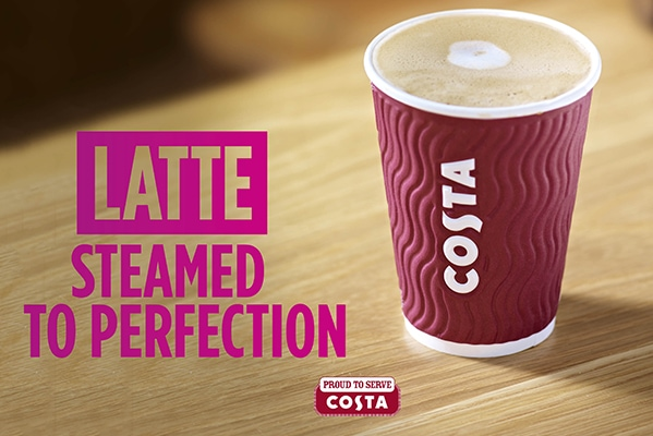 Superbowl UK COSTA COFFEE NOW AVAILABLE