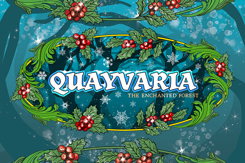BOOK NOW FOR QUAYVARIA