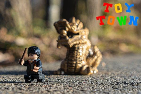 FREE TOYTOWN HARRY POTTER LEGO EVENT
