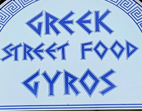 Greek Street Food Gyros
