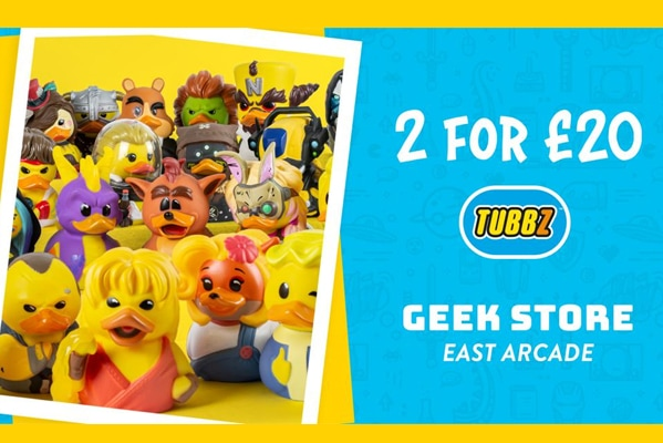 Geek Store TUBBZ | 2 FOR £20