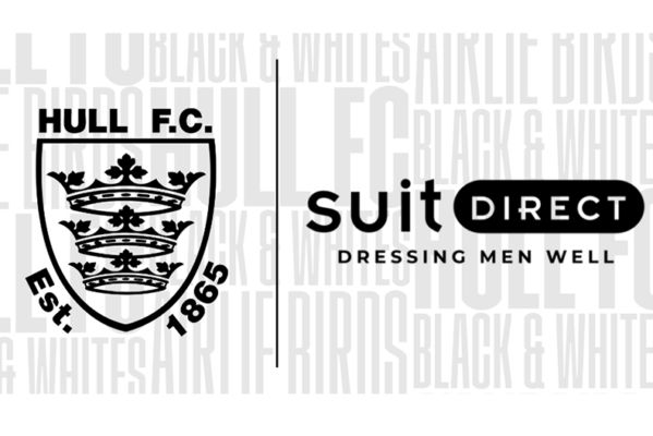 SUIT DIRECT OFFICIAL HULL FC CLUB TAILORS